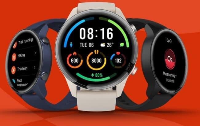 Xiaomi Mi Watch destacado