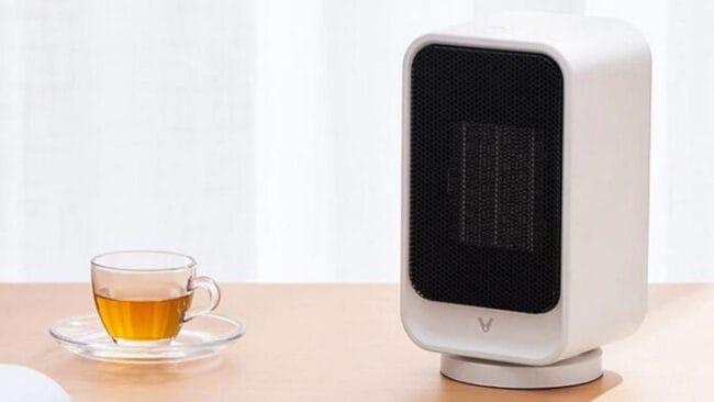 mini estufa de escritorio Xiaomi Viomi