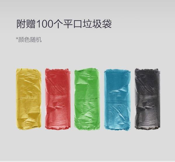 xiaomi youpin bolsa bolsas de basura calidad precio 3