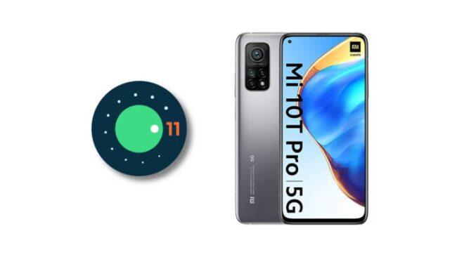 xiaomi mi 10t pro android 11