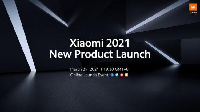 presentación para el día 29 de Marzo 2021 de Xiaomi