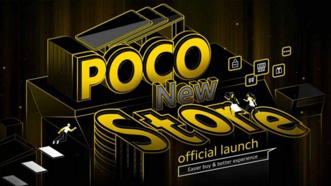 POCO lanza su propia tienda online