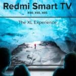 Los televisores Redmi Smart TV X50, X55 y X65 salen de China