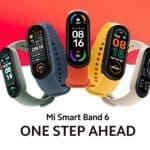 La mejores correas y protectores para la Xiaomi Mi Band 6