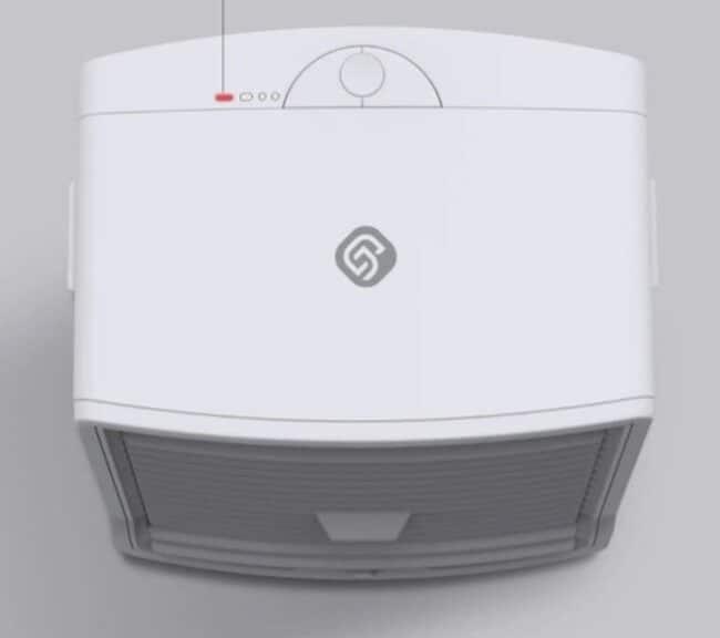 mini aire acondicionado de xiaomi