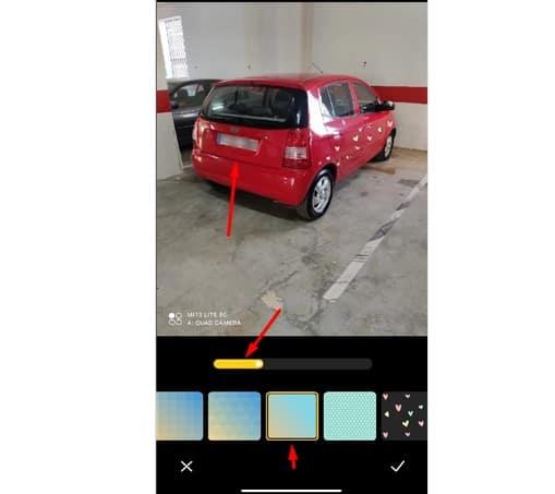 modo ocultar imagenes en xiaomi