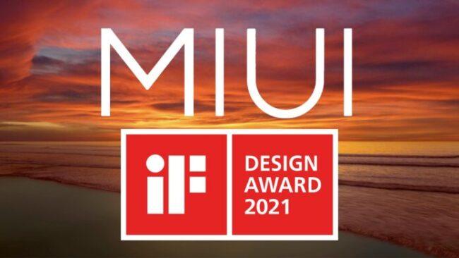 premios xiaomi miui si diseño de interfaz de usuario