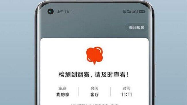 Detector de humo Xiaomi Smoke Sense Guard 2021