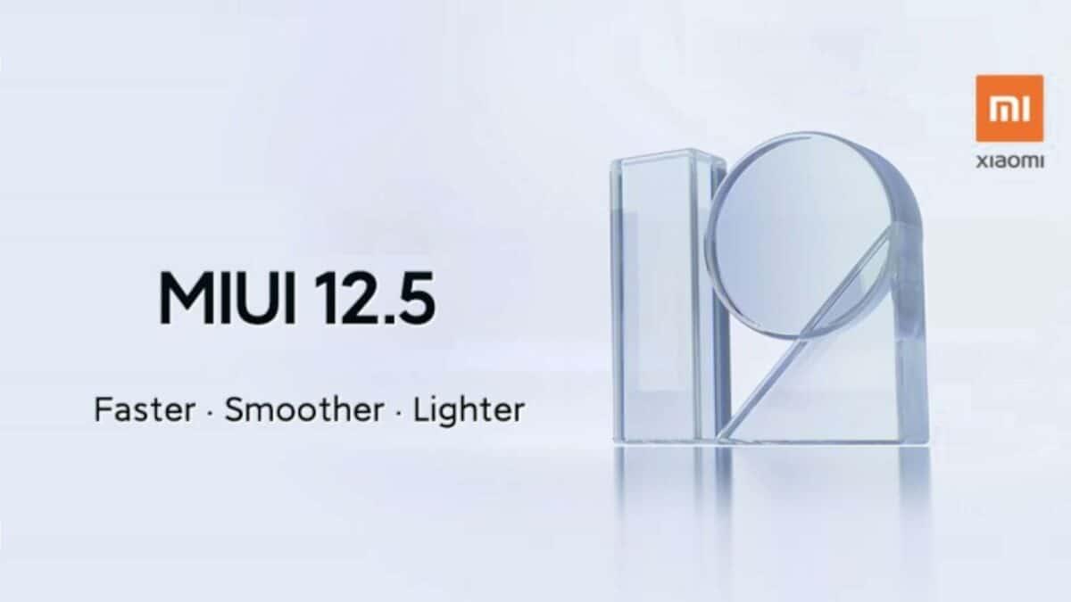 Miui 12.5 Global para el Xiaomi Mi 9 SE