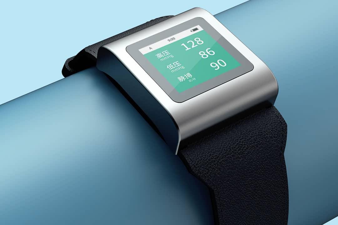 reloj para ver tu presión arterial