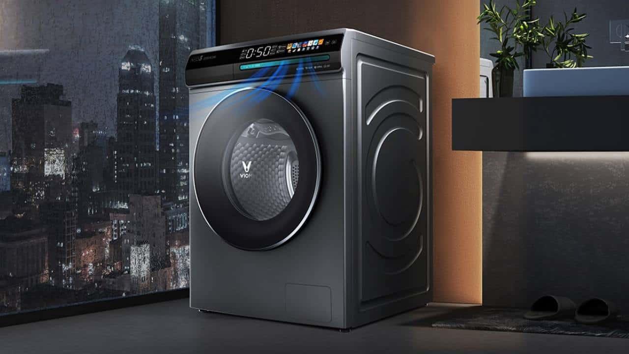 Viomi Neo3 es la lavadora de Xiaomi