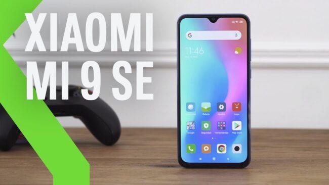 Xiaomi Mi 9 SE con miui 12.5 global