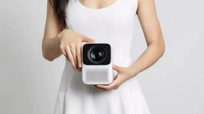 código de descuento Wanbo T2 Max mini proyector