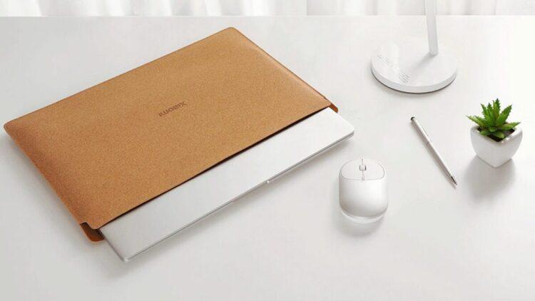 cubierta de la caja de corcho xiaomi
