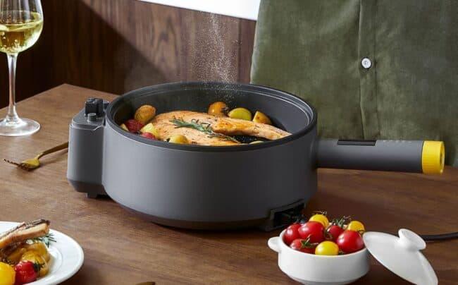 Máquina de cocción inteligente Smart Cooker