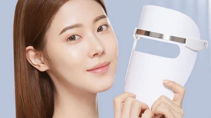 Mascara de Xiaomi para reducir y eliminar las arrugas