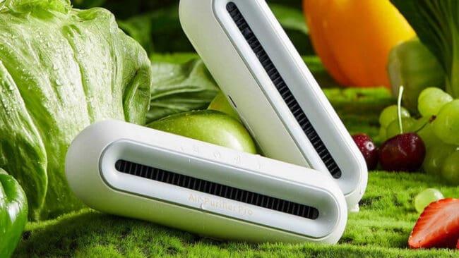 refrigerador purificador inteligente xiaomi youpin eraclean cabinet
