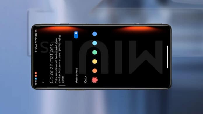 Xiaomi actualiza el Game Turbo con nuevos efectos visuales