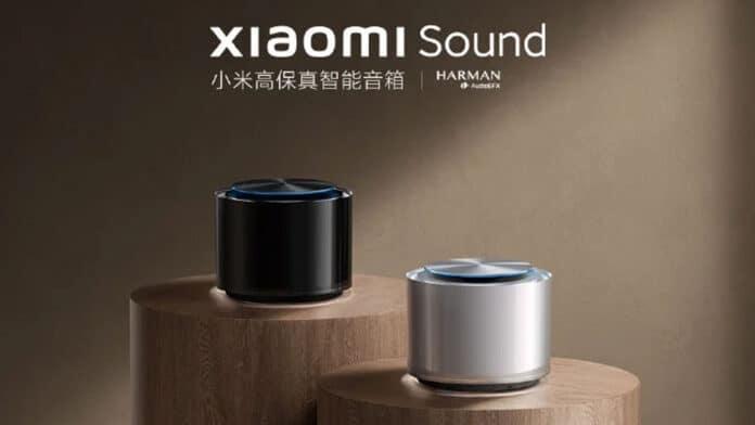 Xiaomi Sound es uno de los primeros altavoces UWB de gama alta
