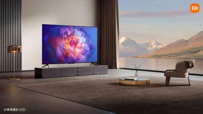 Ya llego la Xiaomi Mi TV 6 OLED, la nueva gama de televisores
