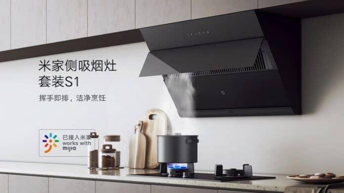 Xiaomi ha presentado su segunda campana extractora