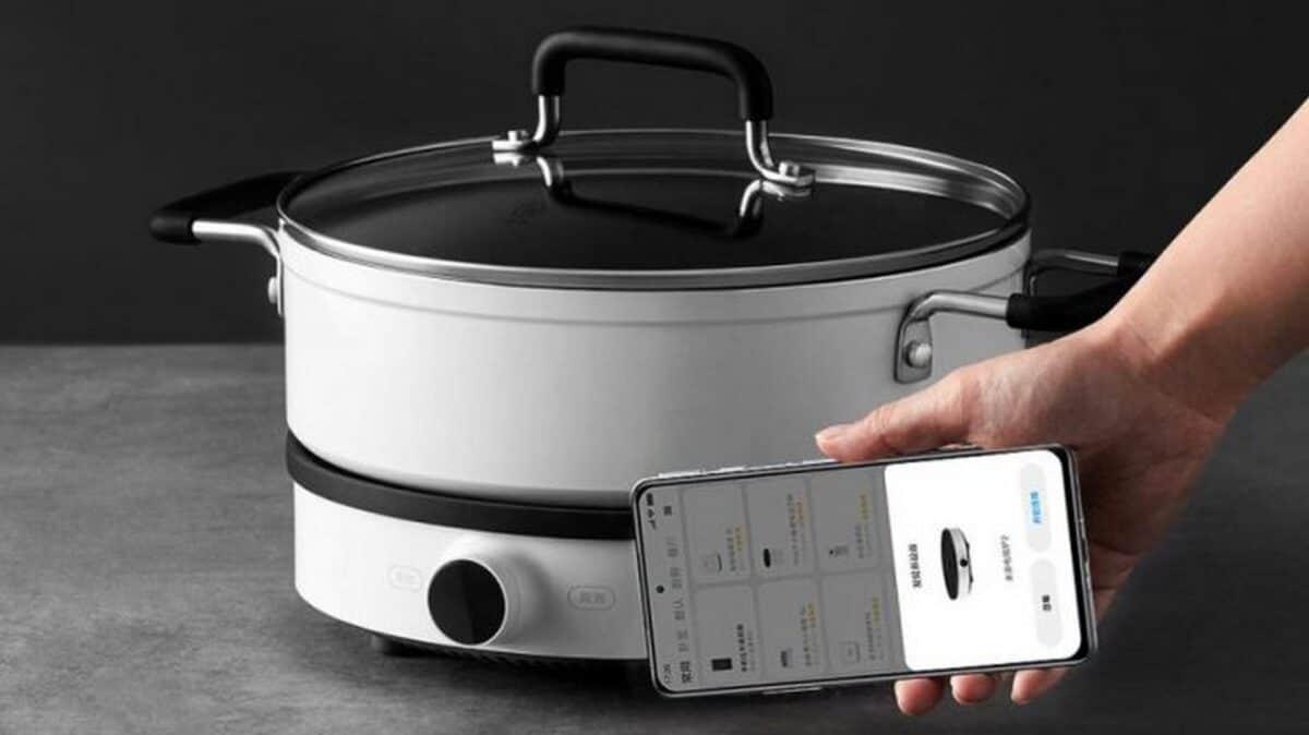 Cocina de inducción Xiaomi Mi 2