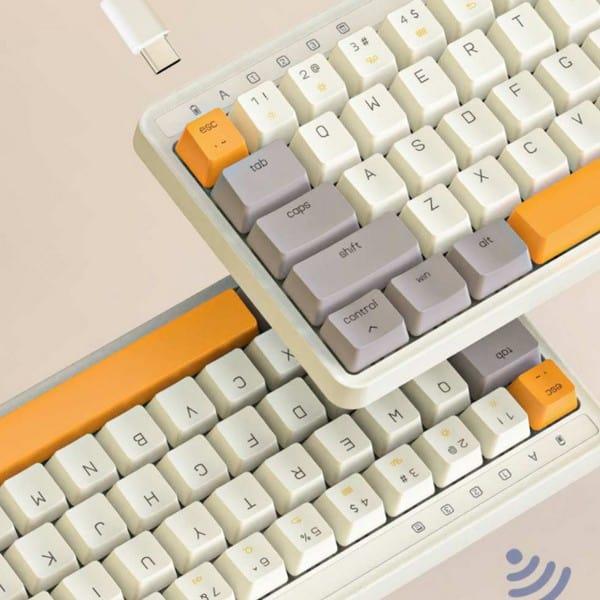 xiaomi miiiw art teclado mecánico bluetooth