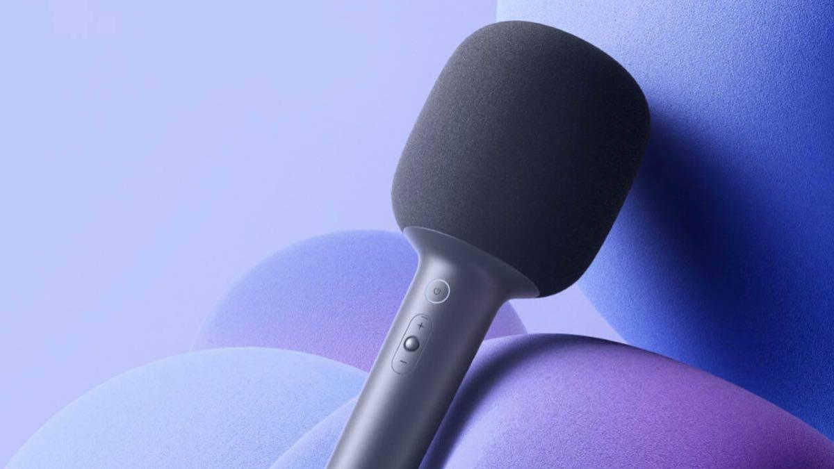 xiaomi mijia k canción micrófono microfono karaoke 2