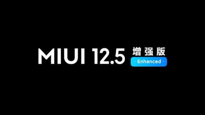 xiaomi miui 12.5 edición mejorada