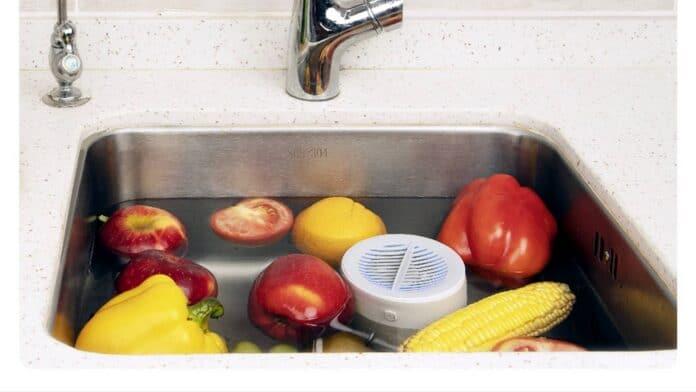 Conoce el nuevo esterilizador de verduras y frutas Xiaoda, ya en AliExpress