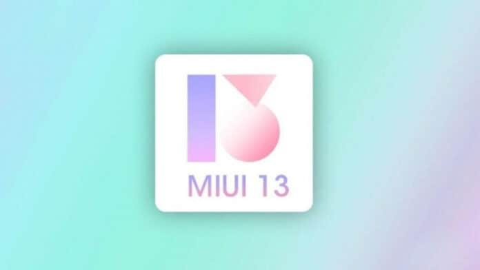 Miui 13 será presentada oficialmente en noviembre en China
