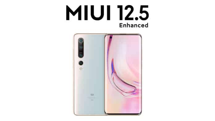 Xiaomi Mi 10 Pro/ Mi 10T y 10T Pro se actualizan a Miui 12.5 Enhanced