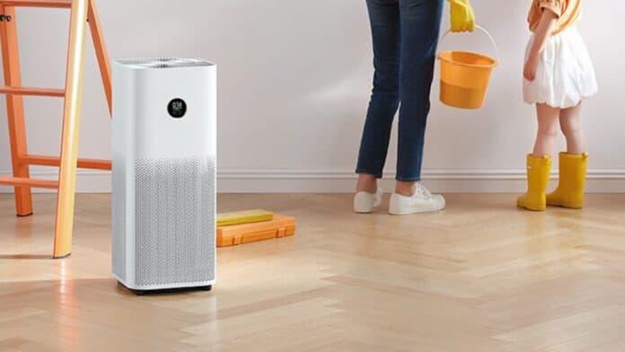 Xiaomi Mijia Air Purifier 4 Pro es el nuevo purificador de aire de la marca
