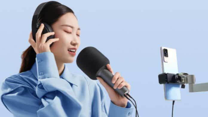precio de karaoke xiaomi mijia k song mic micrófono
