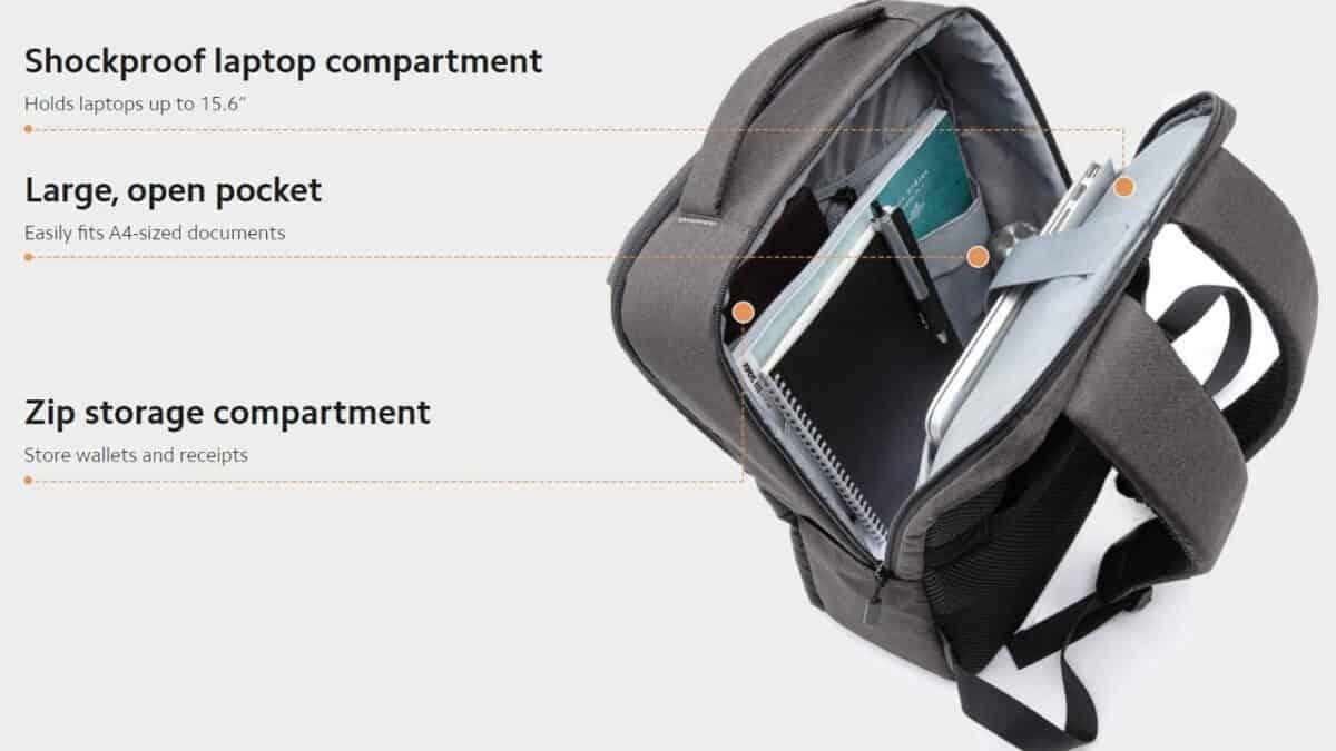 Código de descuento de Xiaomi Commuter Backpack