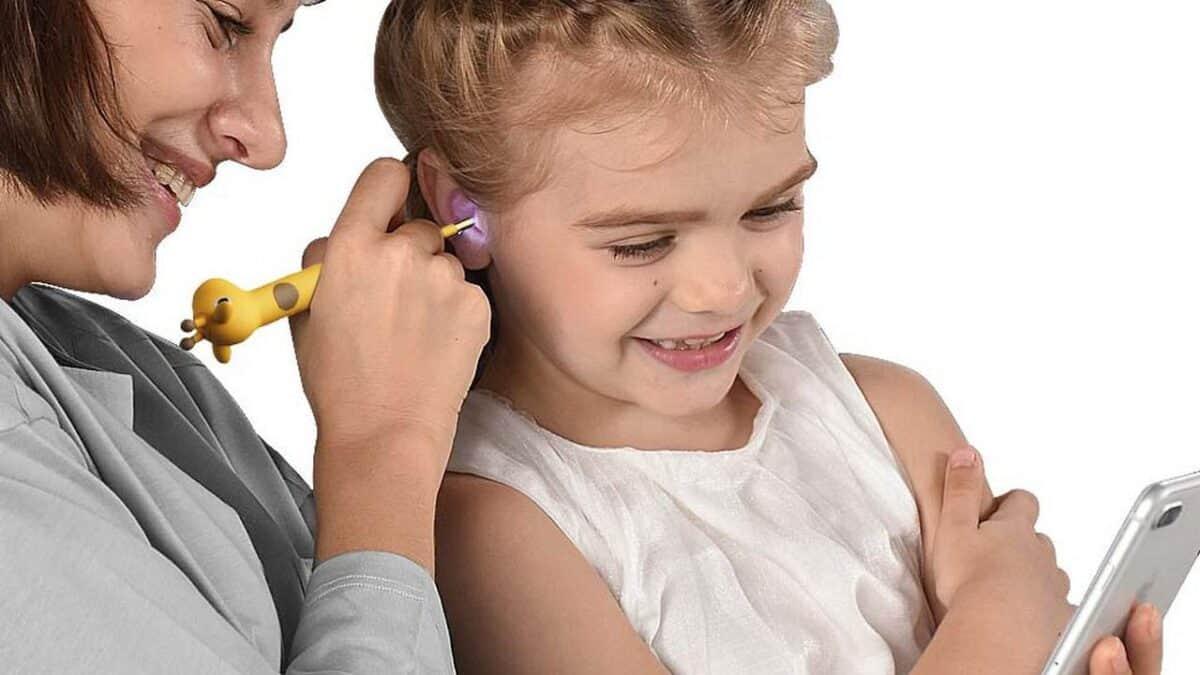 Kit limpiador de oídos inteligente Xiaomi YouPin