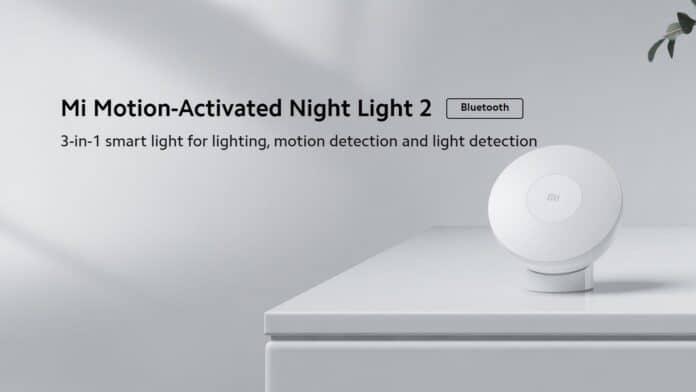 Xiaomi Night Light 2 es la nueva luz nocturna inteligente de Xiaomi