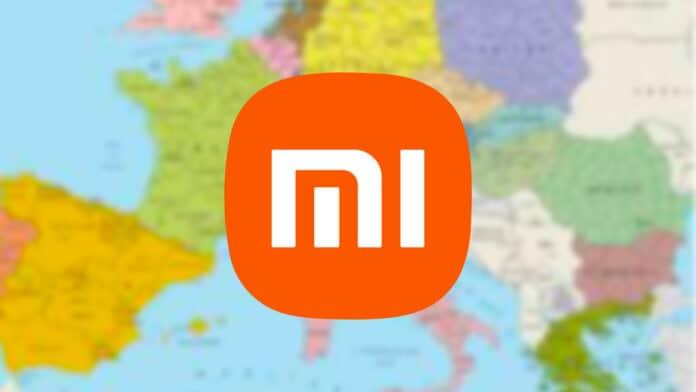 Ventas de teléfonos inteligentes xiaomi 5G en Europa q3 2021